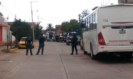 ¡Enfrentamiento en Fresnillo dejó 2 delincuentes muertos y 3 detenidos!