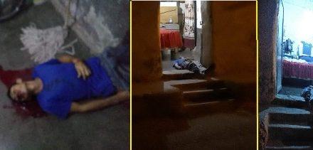 ¡Ejecutaron a un hombre a las puertas de su casa en Bajío de San José, Jalisco!