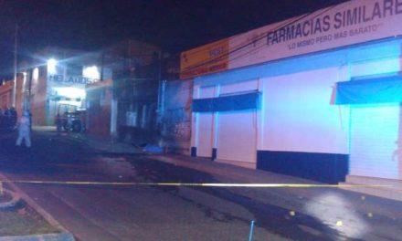¡Ejecutaron a balazos a un comerciante de carnitas en Aguascalientes!