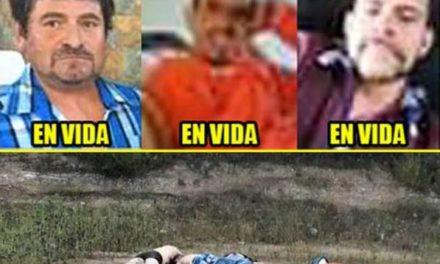 ¡3 de los 4 ejecutados en Encarnación de Díaz ya fueron identificados: eran de San Juan de los Lagos!