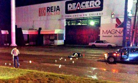 ¡Ejecutan a dos hombres en el PIVA en Aguascalientes!