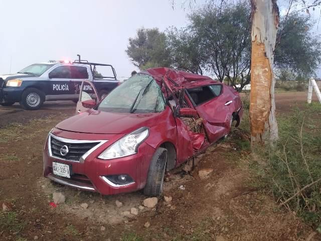 ¡Empleado de la Fiscalía de Aguascalientes se mató tras accidentarse!