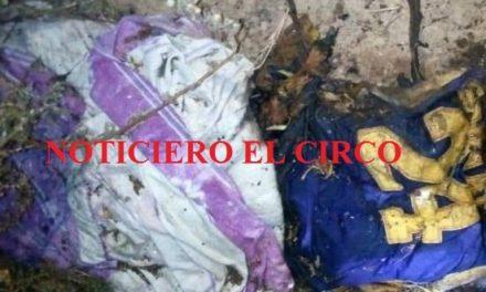¡Hallaron a un hombre y a una mujer ejecutados y calcinados en un rancho en Aguascalientes!