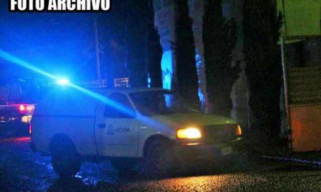 ¡Hombre asesinó a su esposa y luego se suicidó en Tlaltenango!
