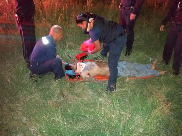 ¡Hombre murió atropellado por el tren en Aguascalientes!