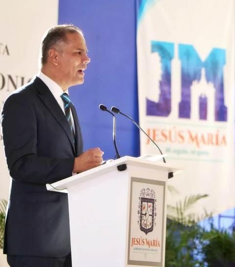 ¡Instruye el presidente de Jesús María a los funcionarios municipales a trabajar con alto sentido de responsabilidad y sensibilidad social!