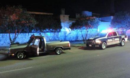 ¡Sicario intentó ejecutar de dos balazos a un individuo en Aguascalientes y falló!