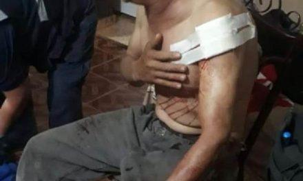 """¡Intentaron ejecutar a """"El 7"""", vendedor de aguamiel en Aguascalientes y lo dejaron herido!"""