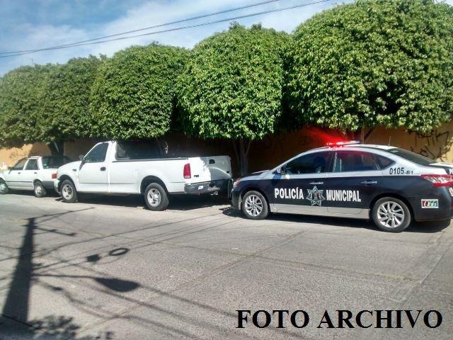 ¡Intentaron ejecutar a un joven y lo hirieron en una pierna en Aguascalientes!