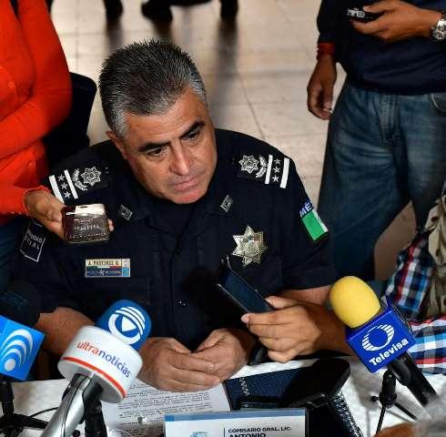 ¡La continuidad de los programas será el éxito en la entrega de resultados en el tema de seguridad: Antonio Martínez Romo!