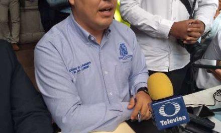 ¡La reunión de Tere con Martín demuestra que el Municipio siempre está dispuesto a colaborar en tema de seguridad: Jaime Beltrán!
