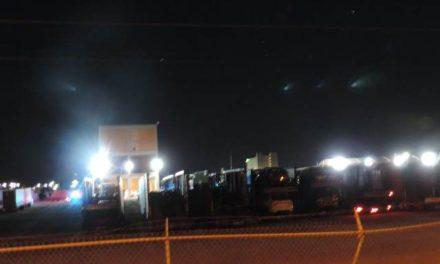 ¡Joven murió atropellado por un tráiler en el patio de maniobras de una empresa en Aguascalientes!
