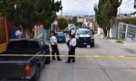 ¡Se consumó otra ejecución en Aguascalientes: murió joven baleado en Lomas del Ajedrez!