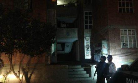 ¡3 sujetos encapuchados ejecutaron a un individuo de un balazo en la cabeza en Aguascalientes!