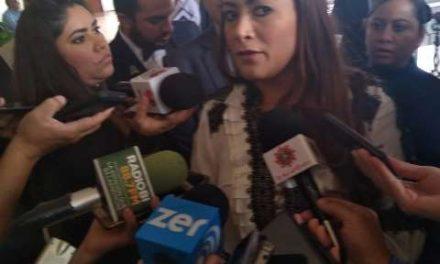 ¡Me ajustaré a lo que decidan los diputados en el tema del fuero: Teresa Jiménez!