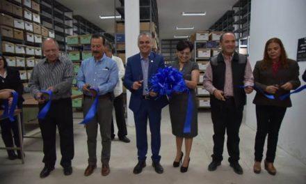 ¡Noel Mata inaugura el nuevo Archivo Municipal!