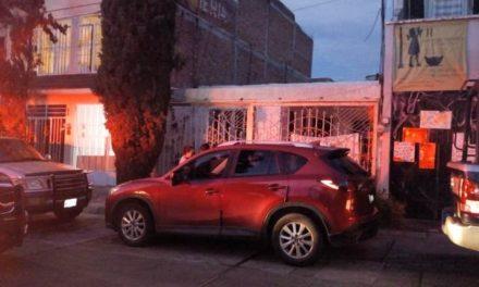 ¡Hombre se ahorcó con un cable para quitarse la vida en Aguascalientes!