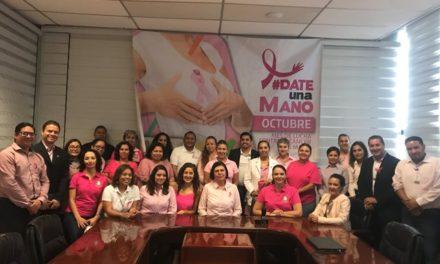 ¡Prevenir el cáncer de mama es sencillo y gratuito: Sector Salud!