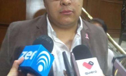 ¡Pide al gobernador respeto a los tiempos de los trabajos legislativos: Enrique García López!