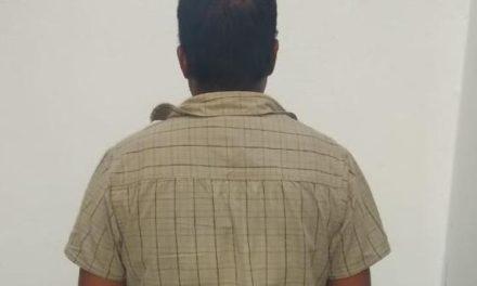 ¡Policías municipales de Aguascalientes detuvieron a sujeto que apuñaló a su pareja y la hirió de gravedad!