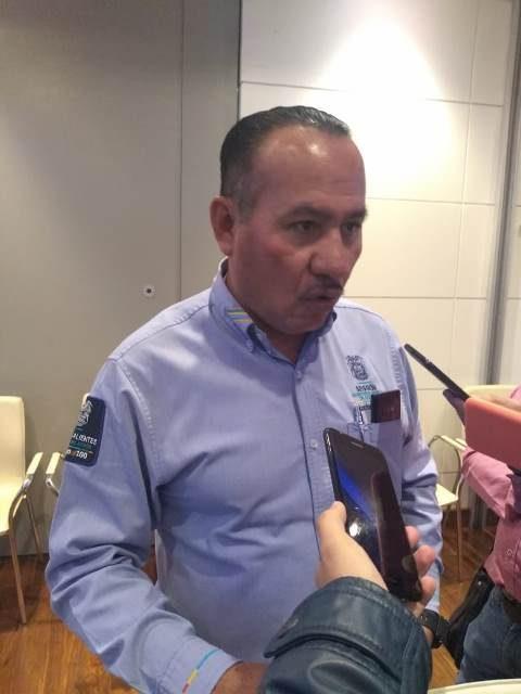 ¡Realiza Protección Civil diagnóstico de áreas vulnerables ante las próximas bajas temperaturas: Héctor Manuel Reyes!