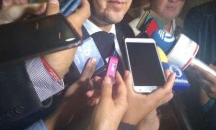 ¡Regresó Gustavo Báez al Congreso, la iniciativa a favor de la vida es la prioridad!
