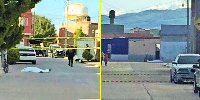 ¡Ejecutaron a otros dos hombres en Ojuelos, Jalisco!