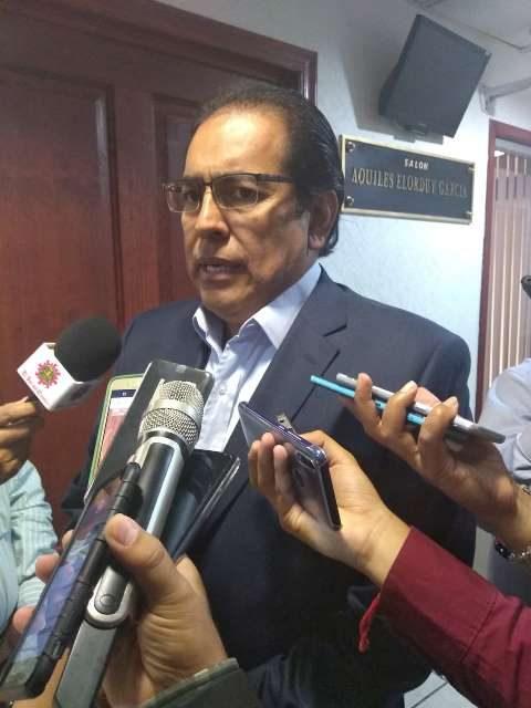 ¡Sin presiones ni prisa se discutirá la iniciativa de eliminación de fuero: Guillermo Alaniz!