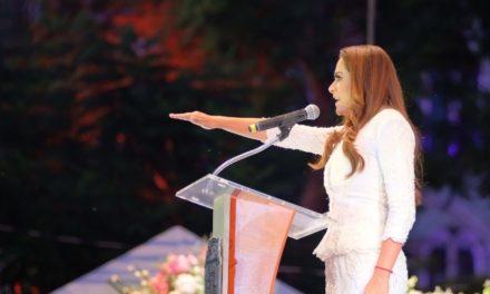 ¡Tere Jiménez hace historia: su compromiso es Aguascalientes!