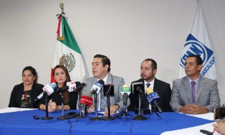 ¡Total respaldo de Acción Nacional a alcaldes: Báez Leos!