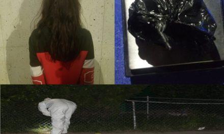 ¡Tras balacera detuvieron a mujer vendedora de drogas en Aguascalientes!