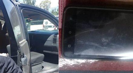 ¡Un sujeto fue detenido cuando pretendía introducir un teléfono celular al CERESO Aguascalientes!