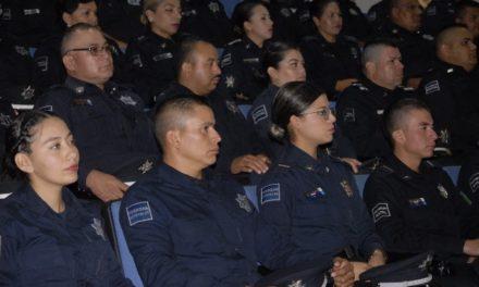 ¡Fortalece la SSPE capacitación en derechos humanos a personal de la DGRS!