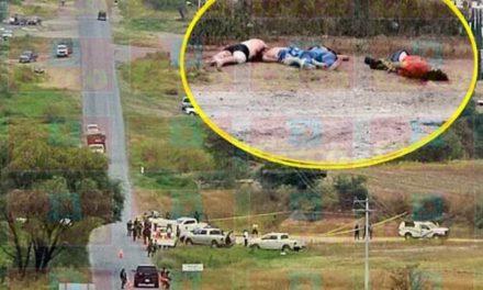 ¡Otro multihomicidio en Encarnación de Díaz: hallaron a 4 hombres ejecutados cerca del CBTA 226!
