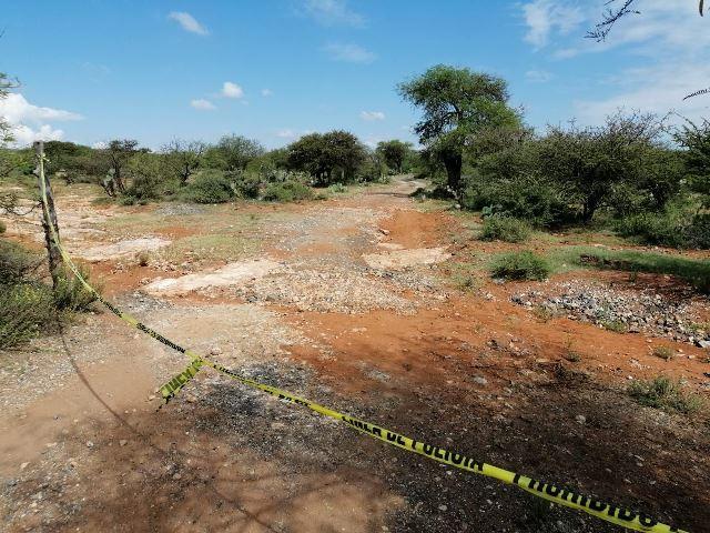 ¡Hallaron otros dos cuerpos en un tiro de mina en Fresnillo!
