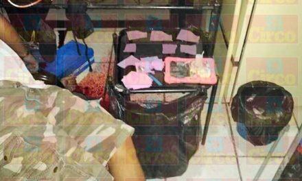 ¡Ejecutan a narco distribuidor cuando preparaba dosis de droga en Aguascalientes!