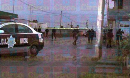 ¡Intentaron ejecutar a un joven en la colonia Del Valle en Fresnillo y fue herido!