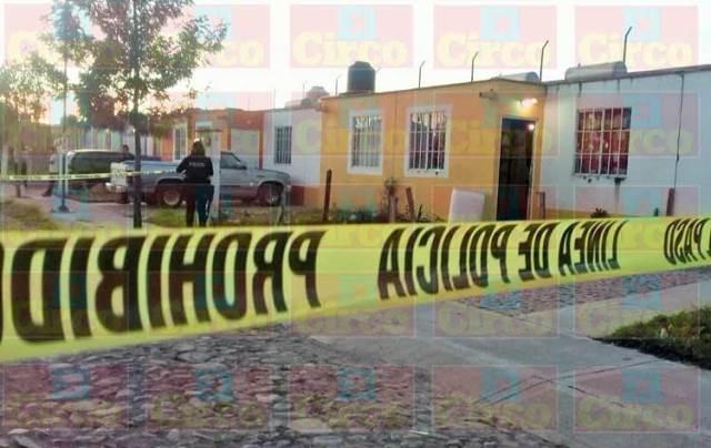 ¡Intentaron ejecutar a un hombre dentro de su casa en La Perla en Lagos de Moreno!