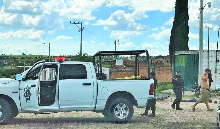 ¡Tres personas ejecutadas y dos mujeres heridas en La Chona!