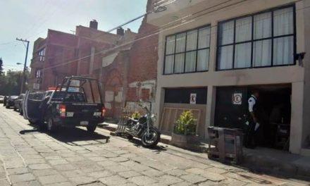 ¡Hombre murió por una probable sobredosis en Zacatecas!