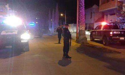 ¡A puñaladas asesinaron a un hombre e hirieron a otro en Aguascalientes!
