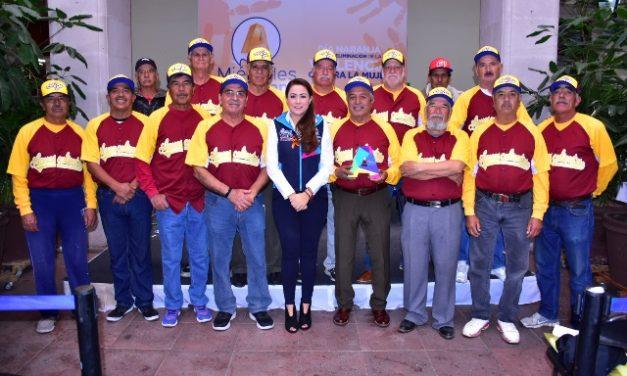 ¡Apoya Tere Jiménez a deportistas locales!