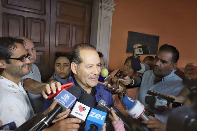 ¡Aguascalientes no se va a convertir en territorio fuera de control: Martín Orozco Sandoval!