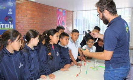 ¡Casa de la Ciencia, una opción educativa para niños y jóvenes!