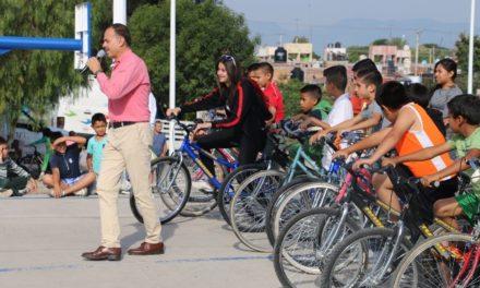 """¡Destaca a nivel nacional programa municipal """"Todos Juntos por la Movilidad BiciEscuela""""!"""