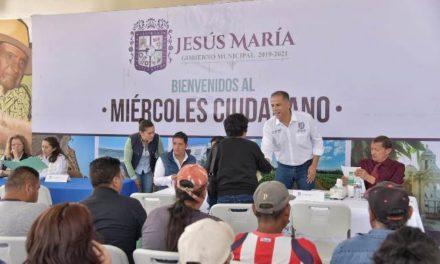 ¡El Gobierno de Jesús María ofrece descuentos en el pago de agua potable!