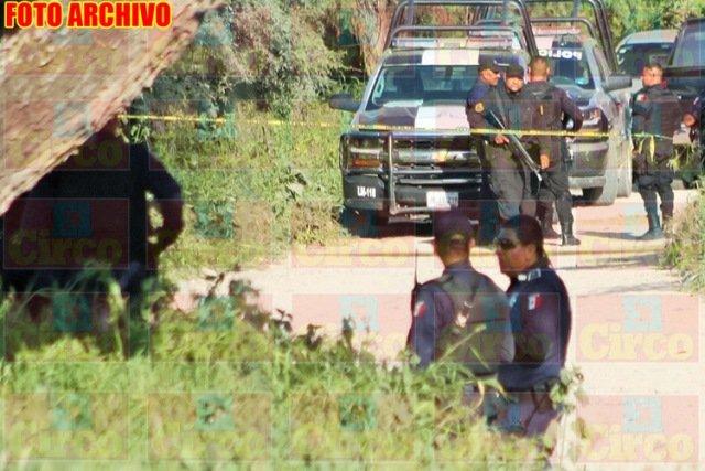 ¡Hombre fue torturado y ejecutado a balazos en Lagos de Moreno!