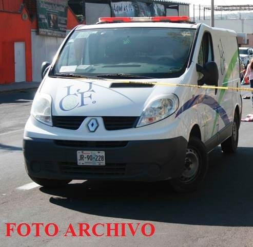 ¡Hallaron a un hombre ejecutado a balazos en la carretera Lagos de Moreno-Encarnación de Díaz!