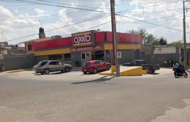 ¡Ejecutaron a un hombre afuera de un Oxxo en la Zona Centro de Río Grande!