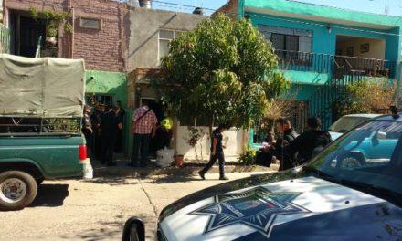 ¡Ejecutaron a un comerciante de 3 balazos dentro de una casa en Aguascalientes!